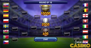 Football Champions Cup spelautomat