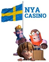 nytt casino 2018