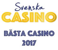 bästa casino 2017