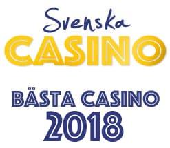 bästa casino 2018