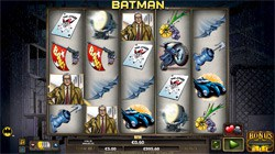 batman slot nyx