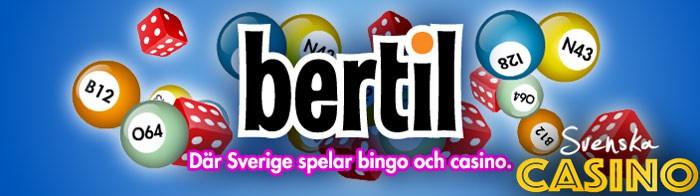 bertil svenska casino