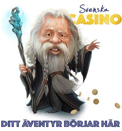 svenska casino heroes äventyr