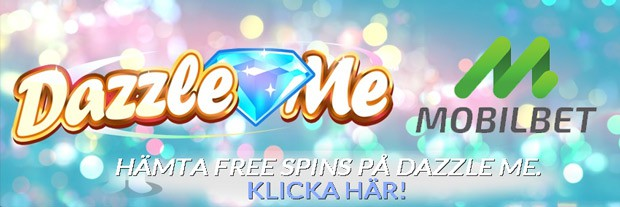 mobilbet free spins dazzle me