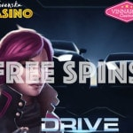 svenska casino vinnarum drive free spins