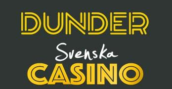 svenska casino dunder