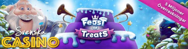 feast of treats casino heroes bonus