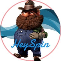 hey spin casino free spins bonus