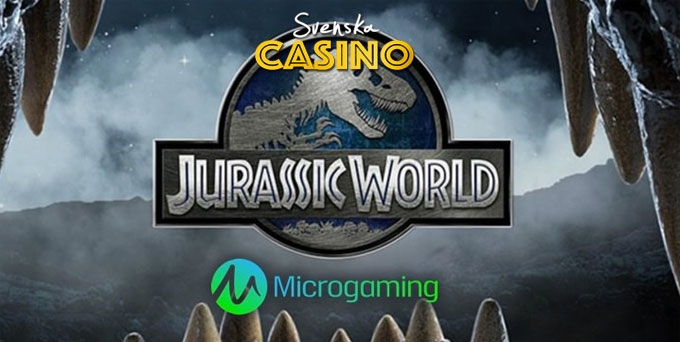 jurassic world spelautomat