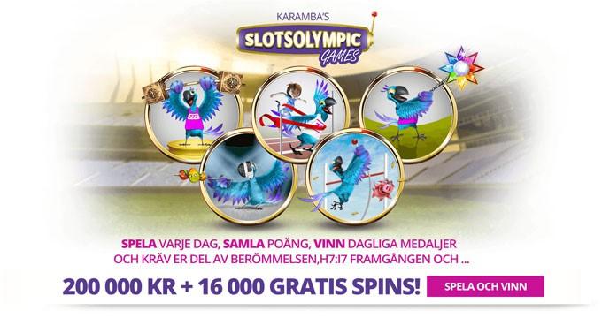 karamba slotsolympic games