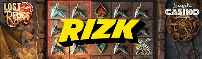 lost relics rizk