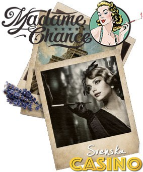 madame chance fifties free spins bonus