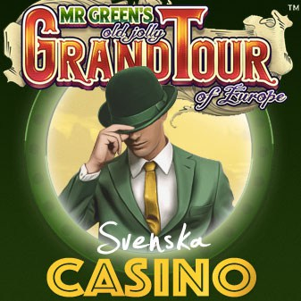 Mr Greens Old Jolly Grand Tour of Europe svenska casino