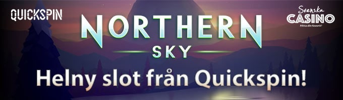 northern sky spelautomat