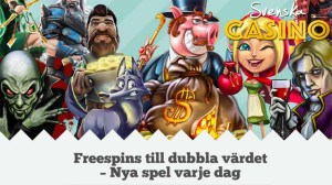 paf free spins kampanj