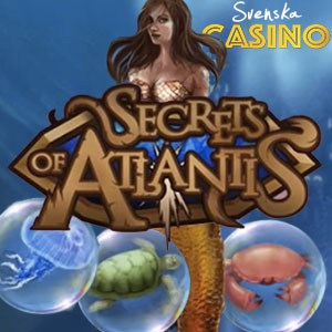 secrets of atlantis netent spelautomat