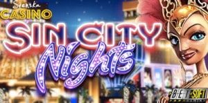sin city nights betsoft svenska casino spelautomat