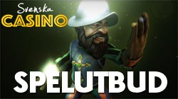 spelutbud bästa casino