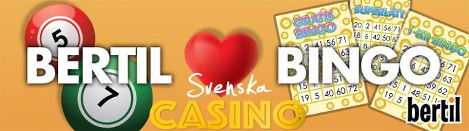 svenska bingo bertil
