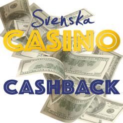 cashback svenska casino cash back