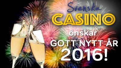 svenska casino gott nytt år 2016