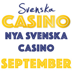 nya svenska casino september 2016