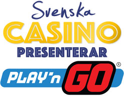 svenska casino Play'n GO