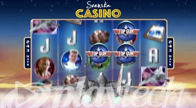 top gun mobil svenska casino