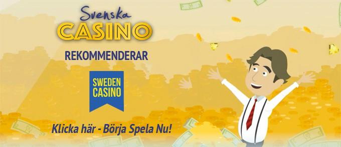 swedencasino bonus