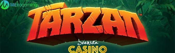 spelautomat tarzan microgaming svenska casino