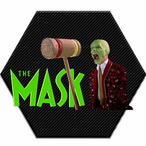 the mask spelautomat