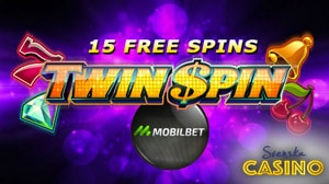 twin spins free spins