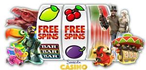 välkomstbonus free spins