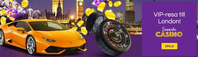 vinn londonresa svenska casino